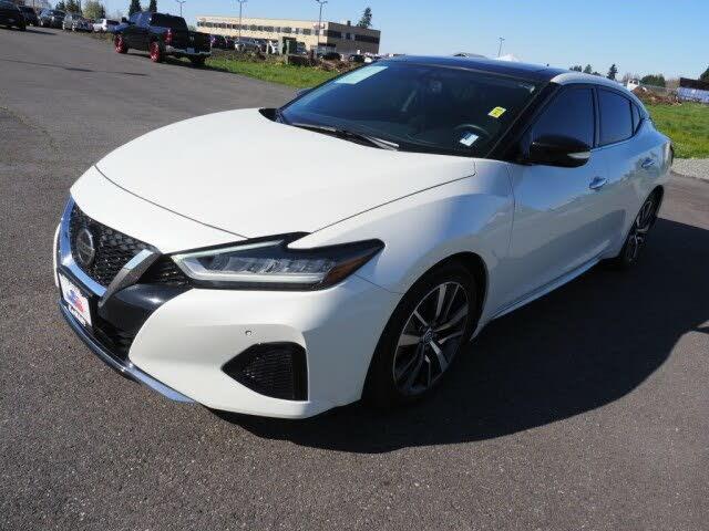 2019 Nissan Maxima SL FWD