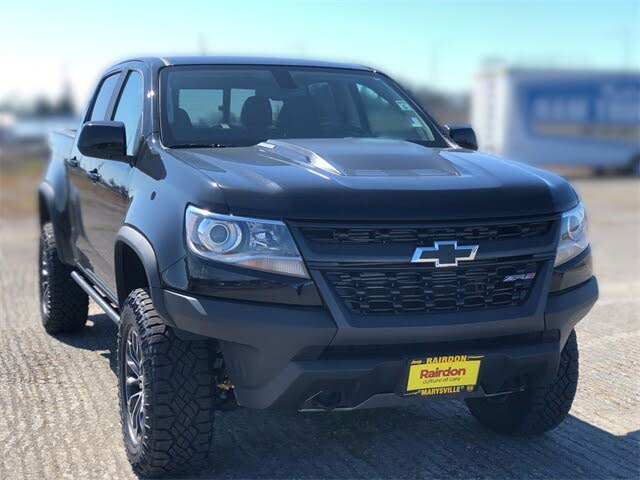2020 Chevrolet Colorado ZR2 Crew Cab 4WD