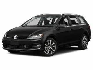2017 Volkswagen Golf SportWagen 1.8T SE