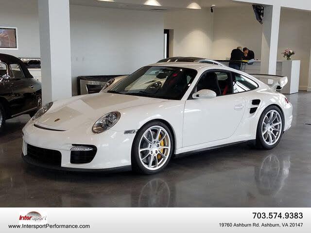 2009 Porsche 911 GT2 RWD
