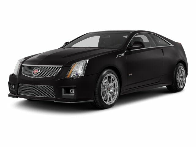 2013 Cadillac CTS-V Coupe RWD