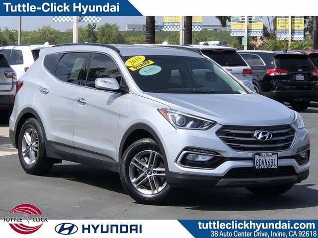 2018 Hyundai Santa Fe Sport 2.4L FWD
