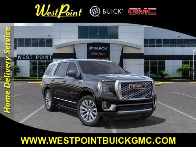 2021 GMC Yukon Denali RWD