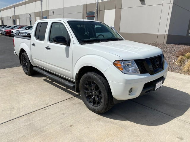 2020 Nissan Frontier SV Crew Cab 4WD