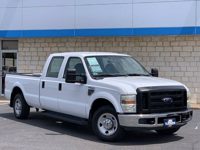 2008 Ford F-250 Super Duty XL Crew Cab