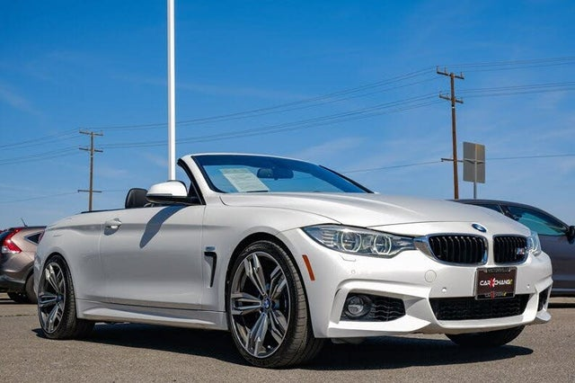2015 BMW 4 Series 435i Convertible RWD