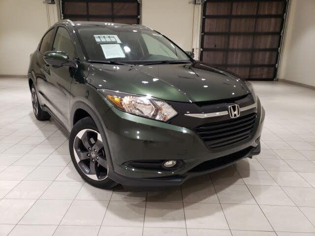 2018 Honda HR-V EX-L FWD with Navigation
