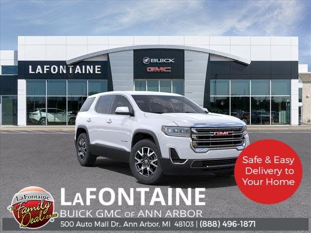 2021 GMC Acadia SLE FWD