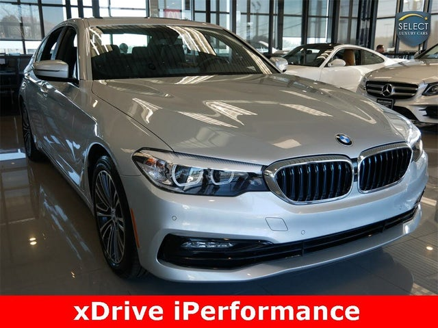2018 BMW 5 Series 530e xDrive iPerformance Sedan AWD
