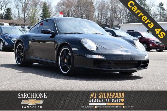 2008 Porsche 911 Carrera 4S AWD