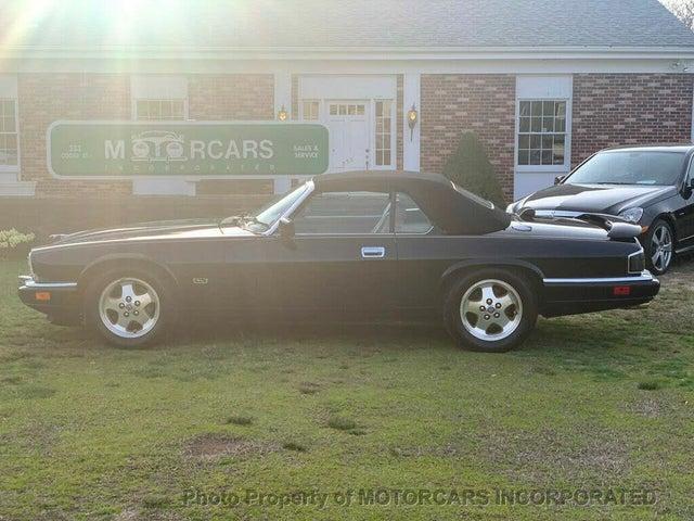 1994 Jaguar XJ-Series XJS12 Convertible RWD