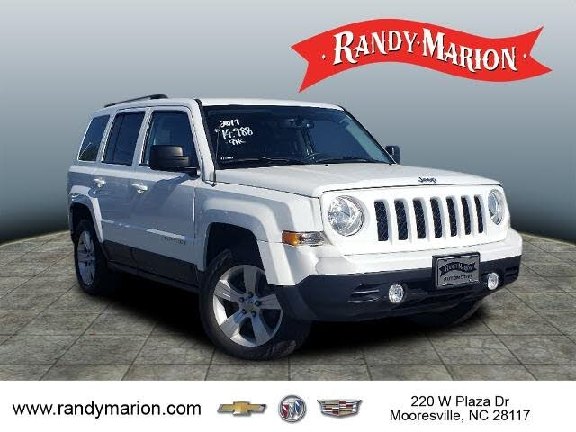 2017 Jeep Patriot Latitude 4WD
