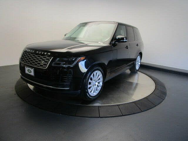 2018 Land Rover Range Rover V6 HSE 4WD