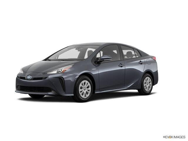 2019 Toyota Prius LE FWD