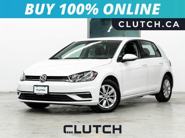 2020 Volkswagen Golf 1.4T Comfortline 4-Door FWD