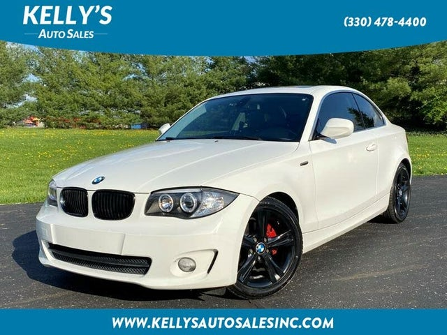 2013 BMW 1 Series 128i Coupe RWD