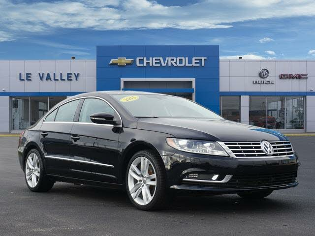 2015 Volkswagen CC 2.0T Executive FWD
