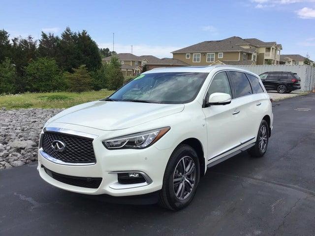 2016 INFINITI QX60 FWD