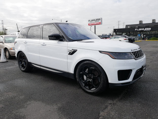 2019 Land Rover Range Rover Sport SE MHEV 4WD