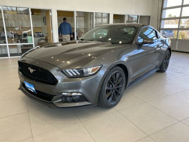 Ford Mustang 2.3 Ecoboost Owners Manual