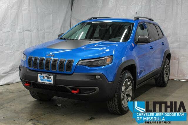 2020 Jeep Cherokee Trailhawk 4WD