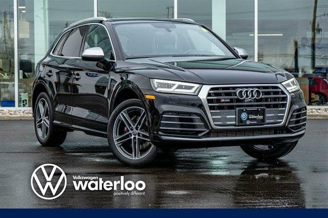 2018 Audi SQ5 3.0T quattro Technik AWD