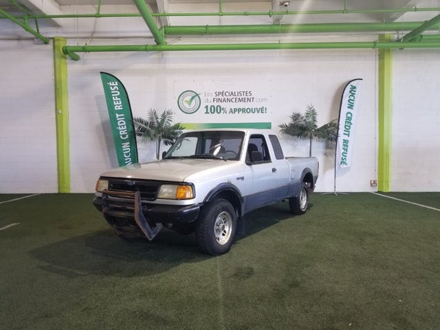 1994 Ford Ranger XL Extended Cab 4WD SB