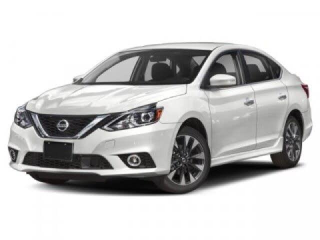 2019 Nissan Sentra SR FWD