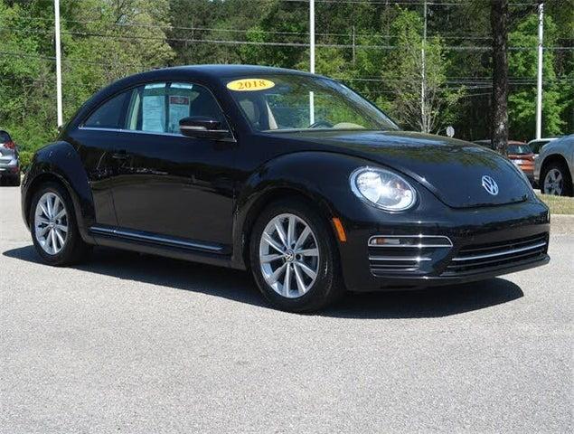 2018 Volkswagen Beetle 2.0T SE Hatchback FWD