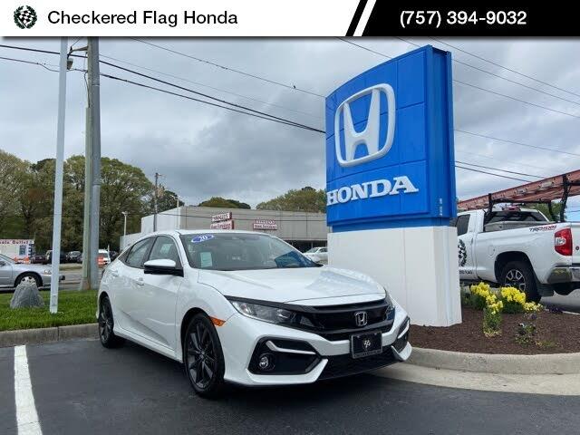 2020 Honda Civic Hatchback EX-L FWD