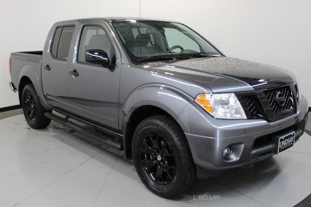 2020 Nissan Frontier SV Crew Cab 4WD