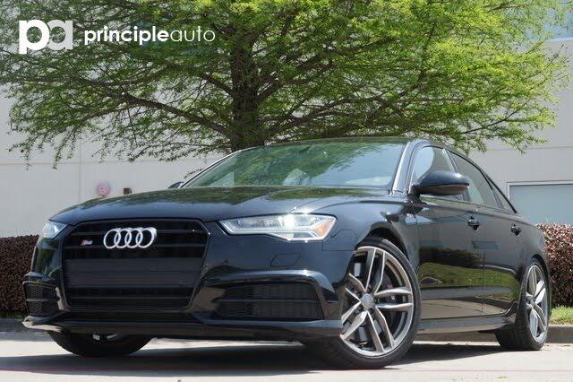 2016 Audi S6 4.0T quattro Premium Plus Sedan AWD