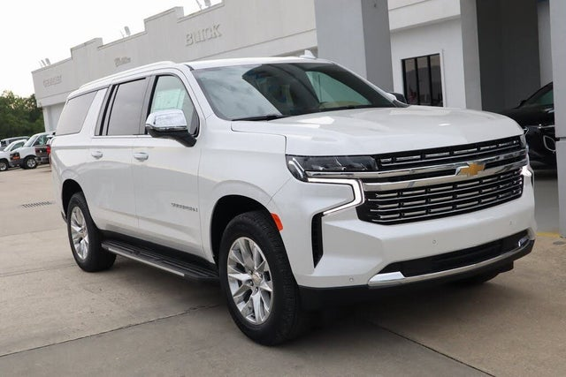 2021 Chevrolet Suburban Premier RWD