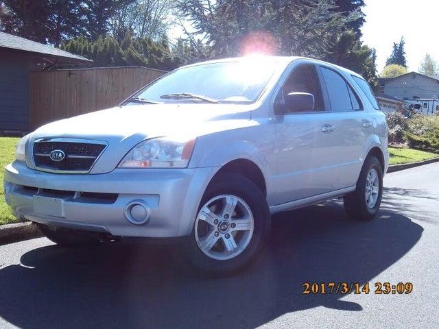 2005 Kia Sorento LX 4WD