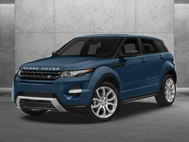 2014 Land Rover Range Rover Evoque Pure Plus Hatchback