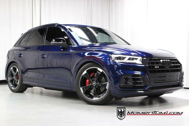 2020 Audi SQ5 3.0T quattro Prestige AWD