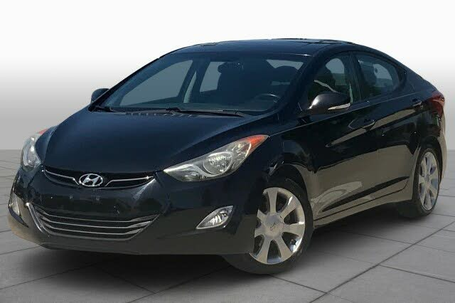 2011 Hyundai Elantra Limited Sedan FWD