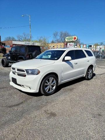 2012 Dodge Durango R/T AWD
