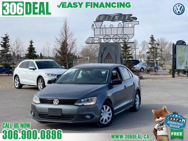 2011 Volkswagen Jetta Trendline Plus