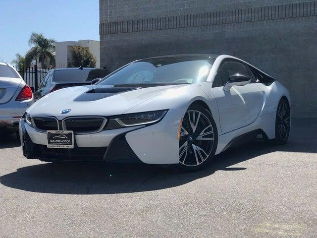 2016 BMW i8 Coupe AWD