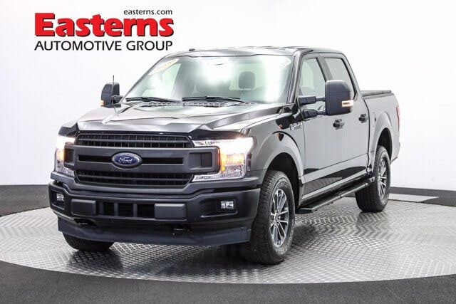 2019 Ford F-150 Police Responder SuperCrew 4WD