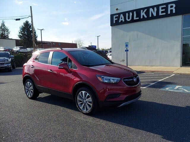 2018 Buick Encore Preferred AWD