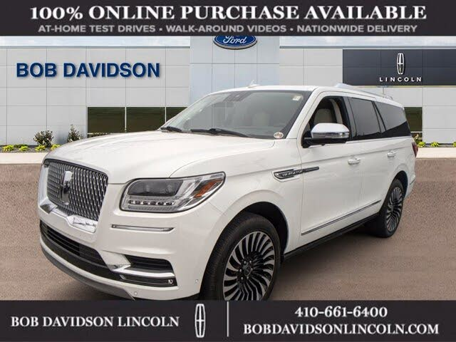 2020 Lincoln Navigator Black Label 4WD
