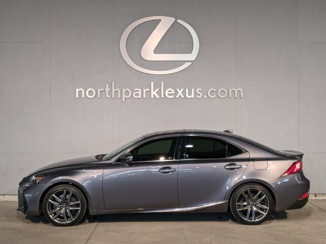 2020 Lexus IS 350 RWD