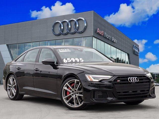 2020 Audi S6 2.9T quattro Premium Plus AWD