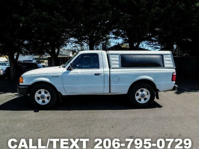 2001 Ford Ranger XL 2 Door RWD