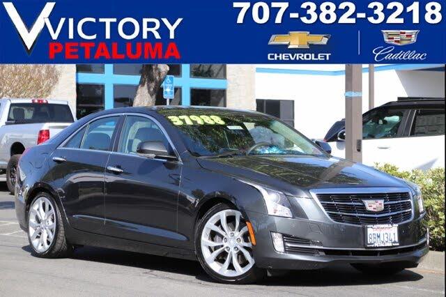 2018 Cadillac ATS 3.6L Premium Performance RWD