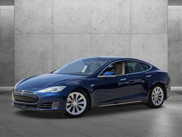 2016 Tesla Model S 70D AWD