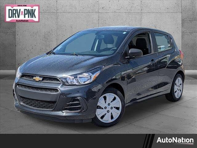2017 Chevrolet Spark LS FWD