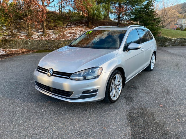 2017 Volkswagen Golf SportWagen 1.8T SEL